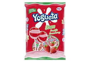 yogueta fresa